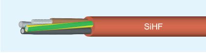 Silikonový kabel